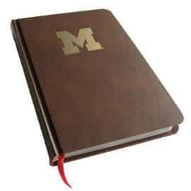 Vintage College Football Journal Books