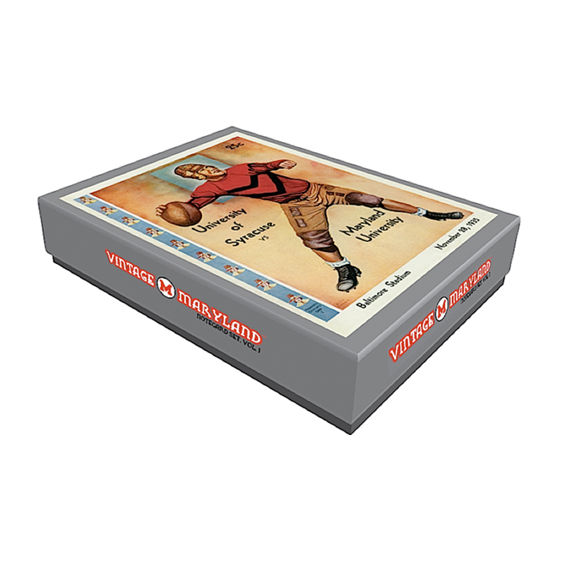 Vintage Maryland Terrapins Notecard Set
