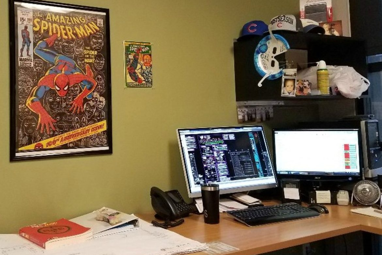 Monday Motivation Office Space – Asgard Press Style.