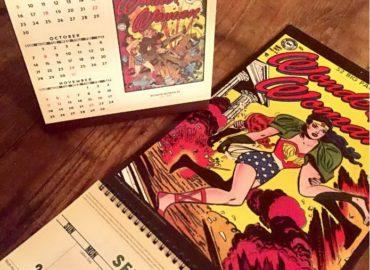 We Love Wonder Woman Wednesday!