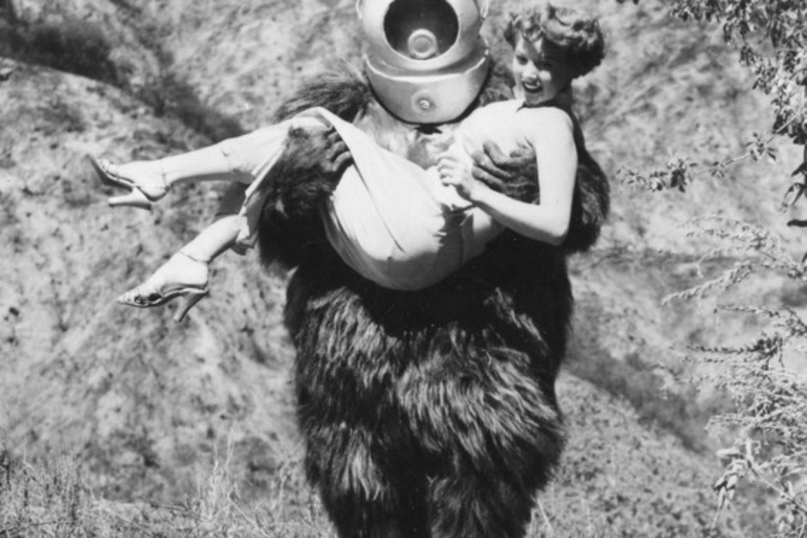 Caption This!  …you could Win a 2018 Vintage Sci-Fi Calendar!