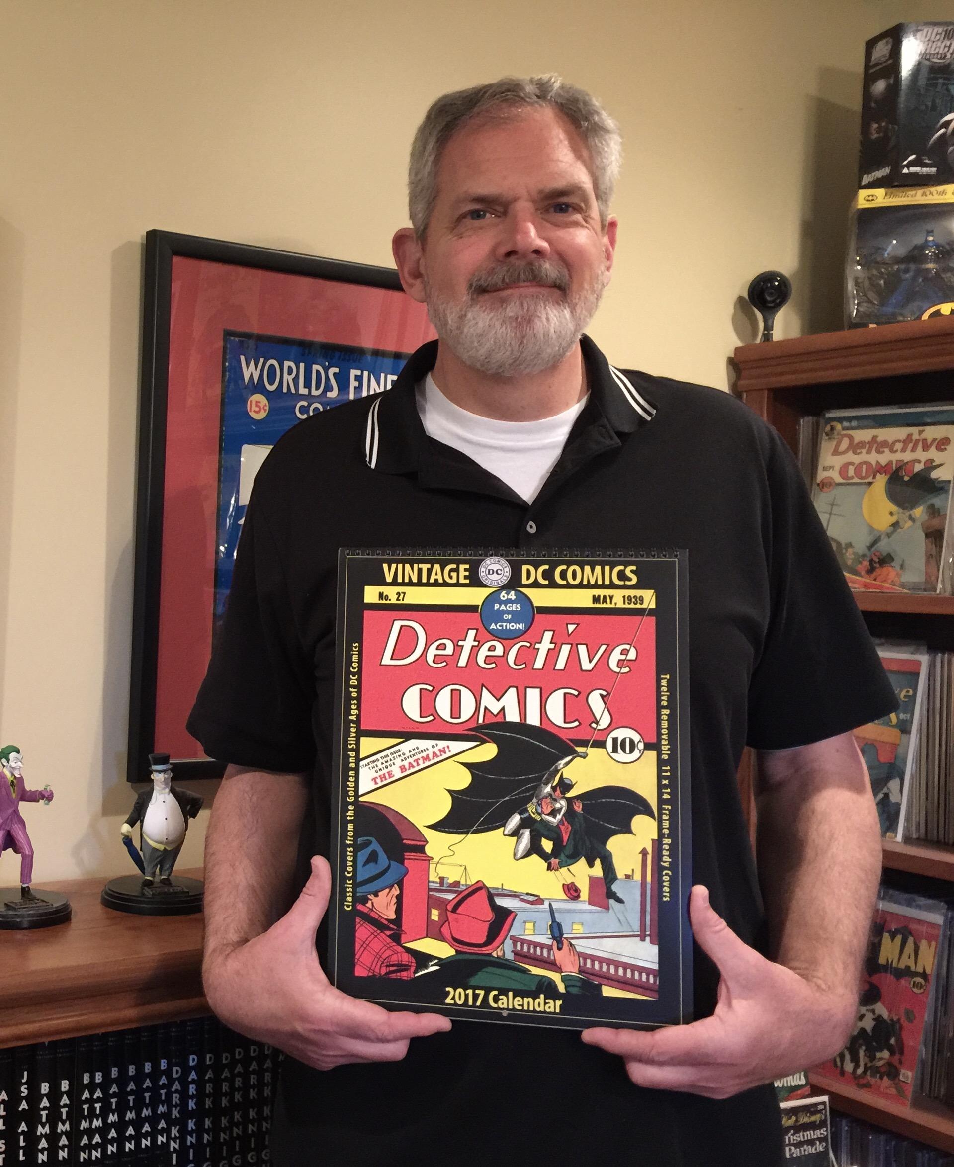 The Asgard Press Captain of Commentary, Bill Jourdain – SALUTE!