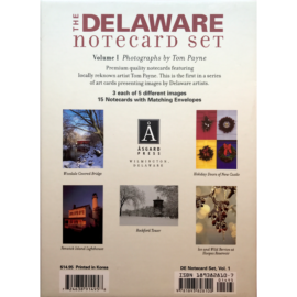 Greetings from Delaware, The Delaware Notecard Set, Volume 1