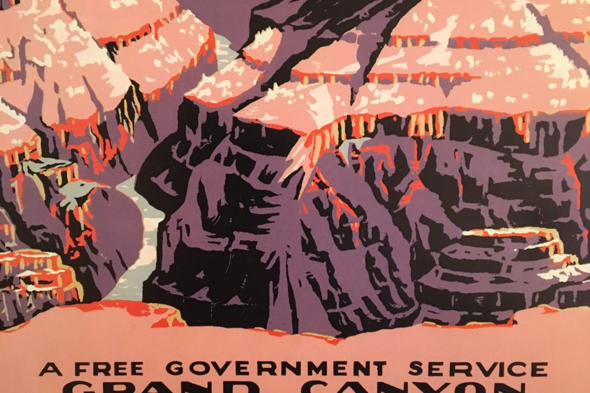 Teddy Roosevelt declares the Grand Canyon a National Monument.