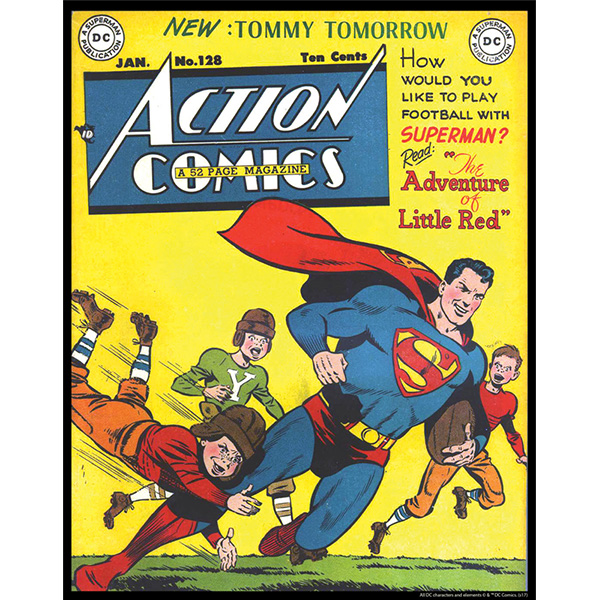 Action Comics Vol. 1 #128 11x14 Print
