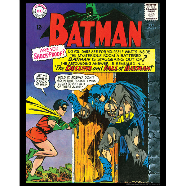 Batman Vol. 1 #175 11x14 Print