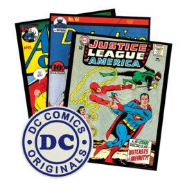 Vintage DC Comics 11x14 Prints