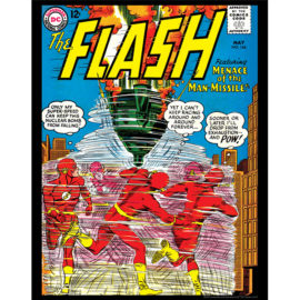 The Flash Vol. 1 #144 11x14 Print