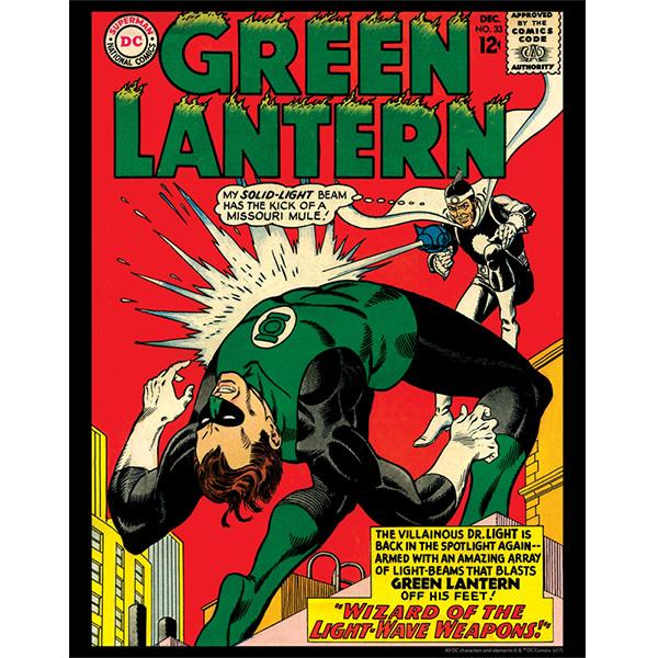 Green Lantern Vol. 2 #33 11x14 Print