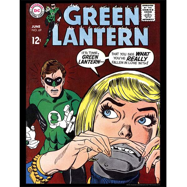 Green Lantern Vol. 2 #69 11x14 Print