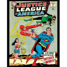 Justice League of America Vol. 1 #25 11x14 Print