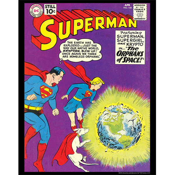 Superman Vol. 1 #144 11x14 Print