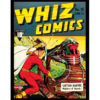 Whiz Comics Vol. 1 #18 11x14 Print