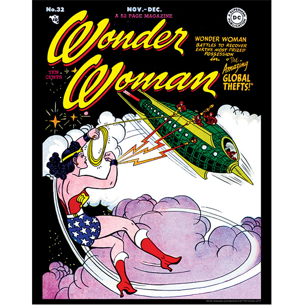 Wonder Woman Vol. 1 #32 11x14 Print