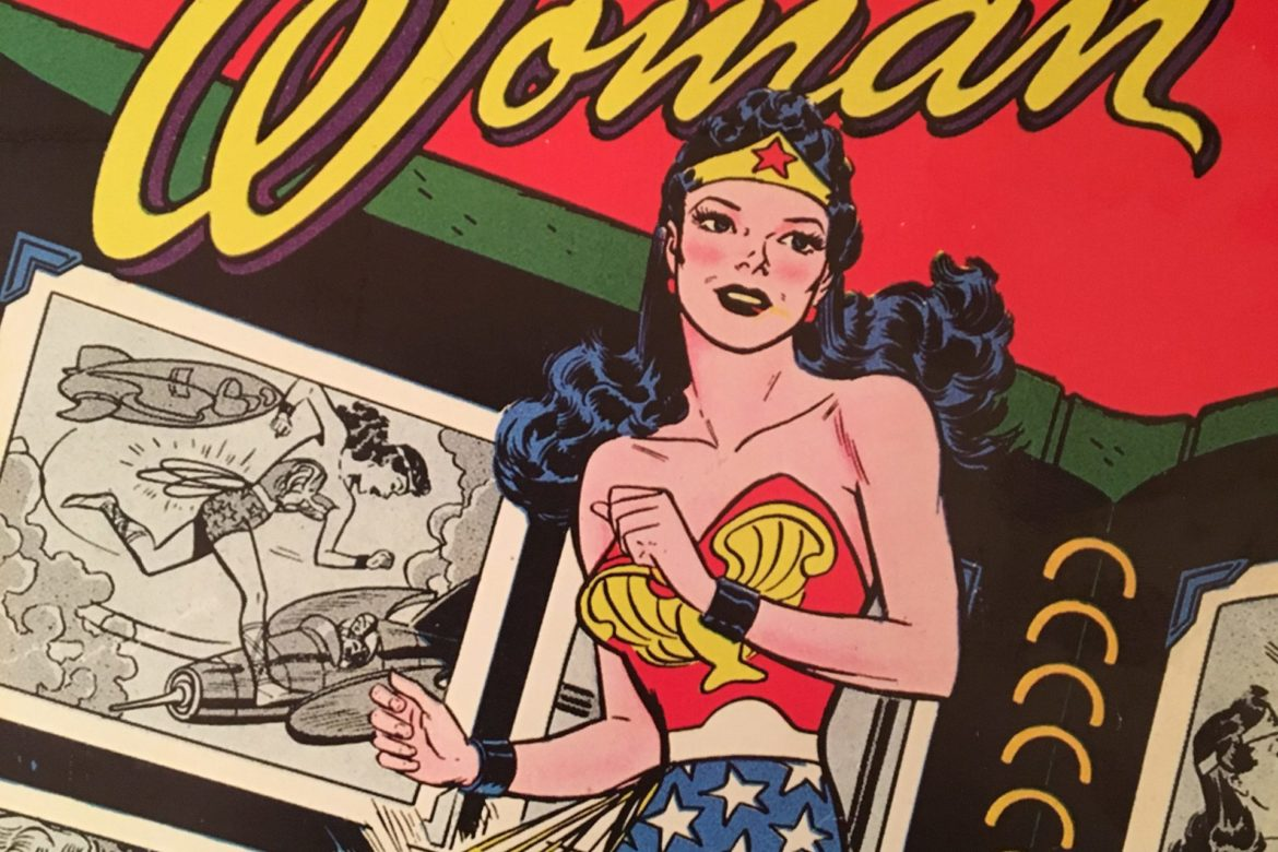 The Wonder Woman Story!