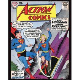 Action Comics 252 11x14 Print