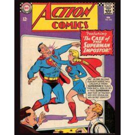 Action Comics 346 11x14 Print