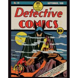 Detective Comics 31 11x14 Print
