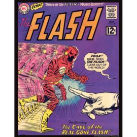 The Flash 128 11x14 Print