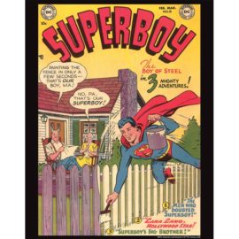Superboy 18 11x14 Print