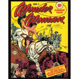 Wonder Woman 1 11x14 Print