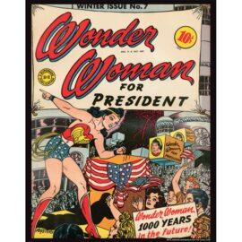 Wonder Woman 7 11x14 Print