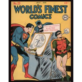 World's Finest Comics 23 11x14 Print