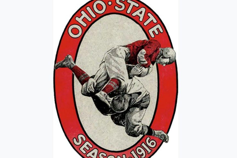 Throwback Thursday: Sneak Peek the NEW 2020 Ohio State Buckeyes Vintage Football Calendar!