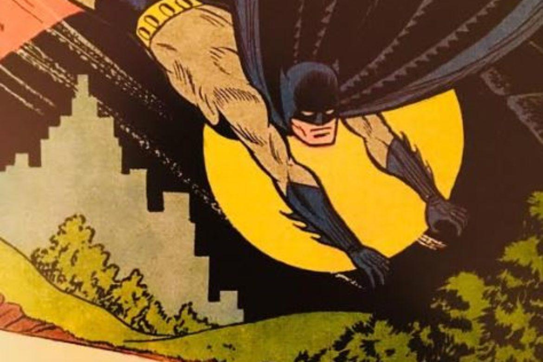 Holy Convertible Kerfuffle, Batman!