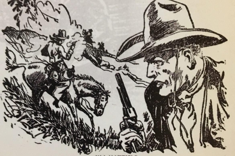 Texas Rangers – A Thrilling Publication!