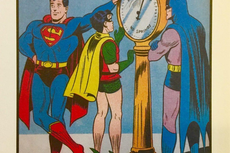 World's Finest Comics #20, December 1945
