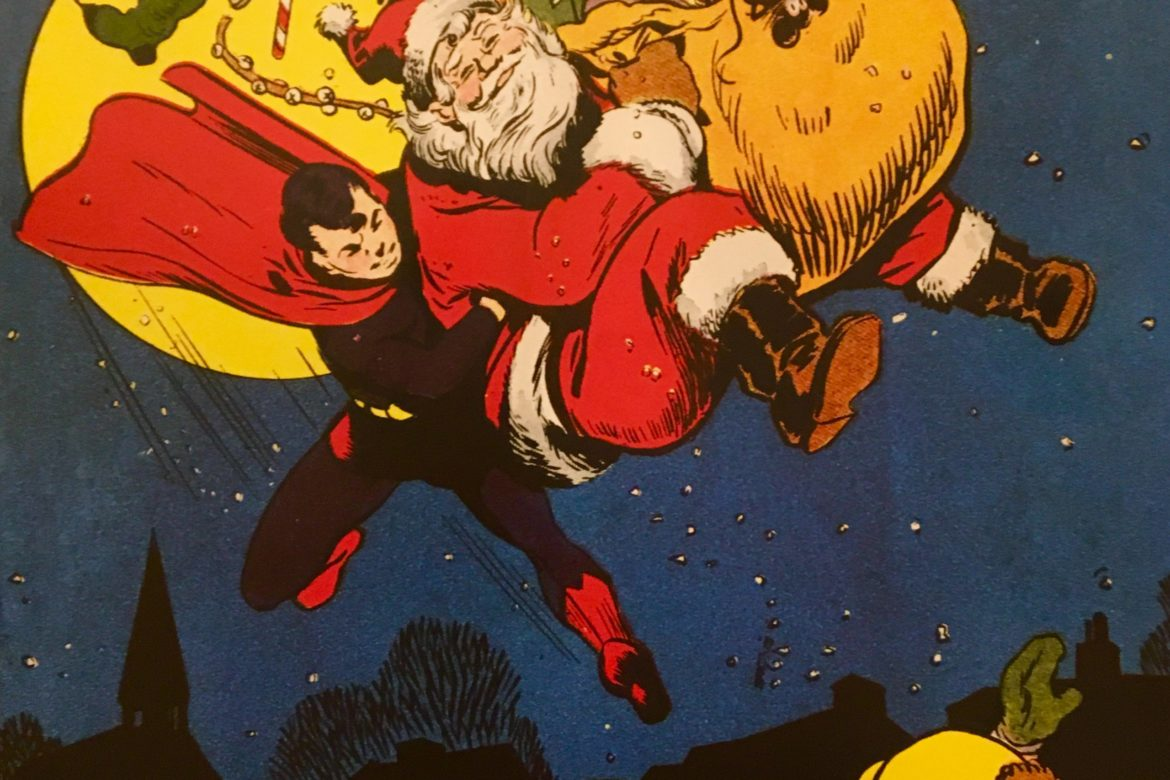 Season's Greetings From SUPERBOY!