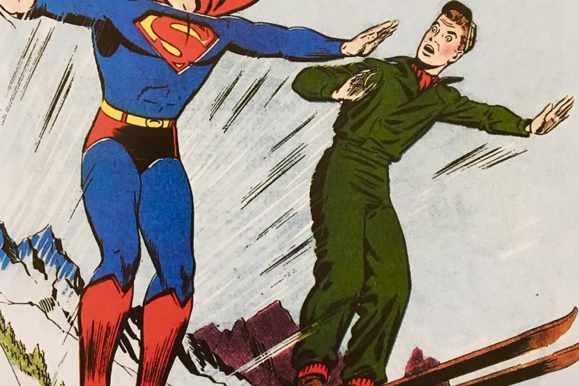 Turnback Tuesday:  When Superman was SuperBoy