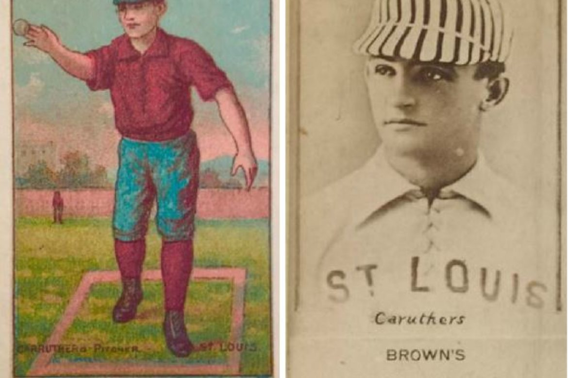 Vintage Baseball Card Art:  Did the Players really look like that?