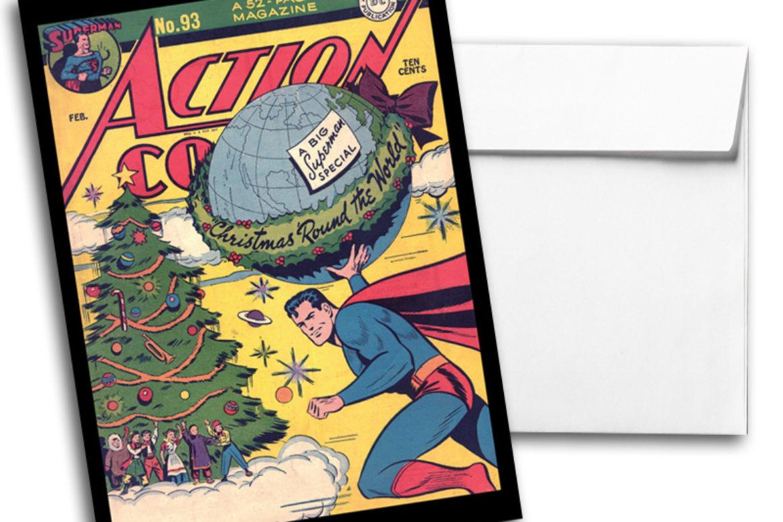 Vintage DC Christmas Notecards – SUPER COOL!!
