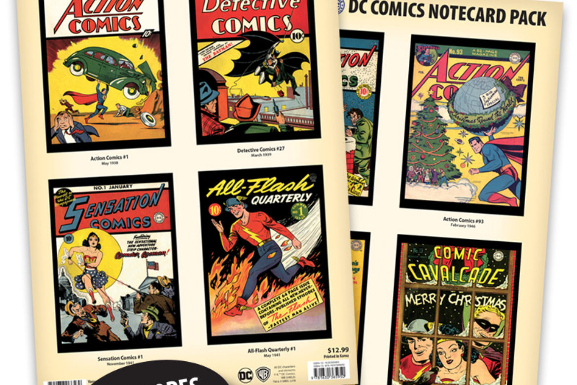 NEW Vintage DC Comics Products LIVE on the Website!