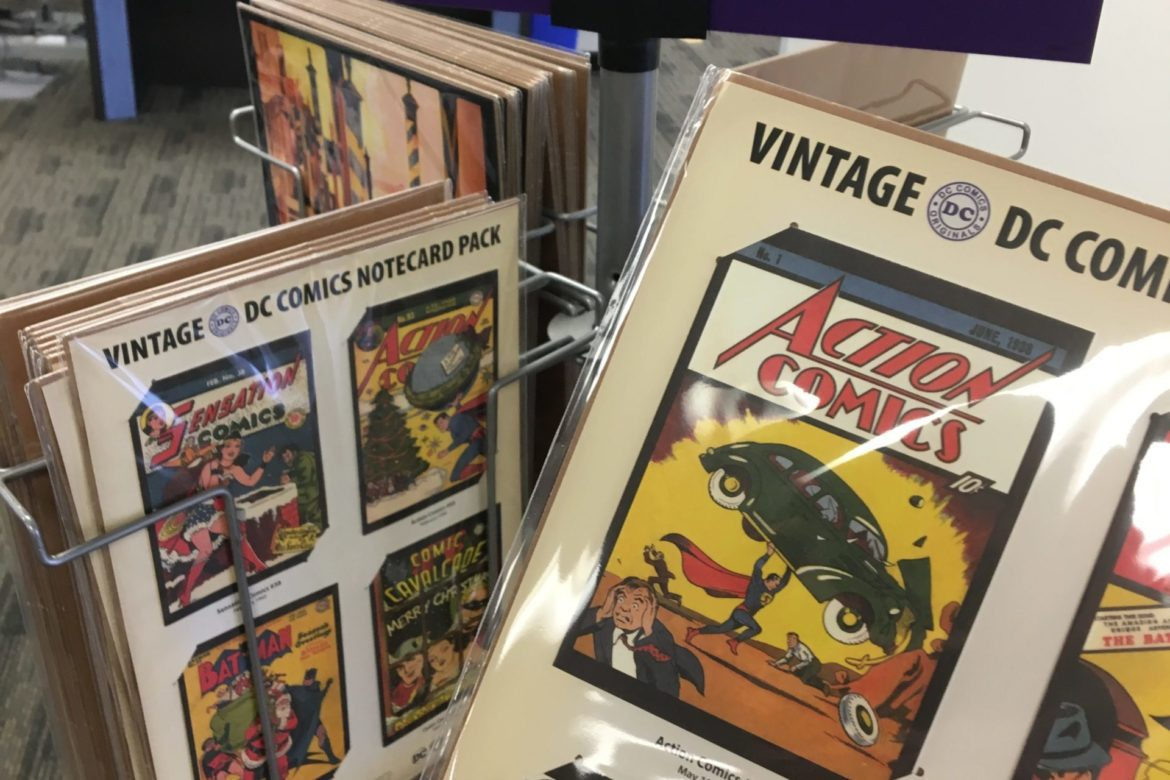 NEW Vintage DC Comics Product Release!  Read More….