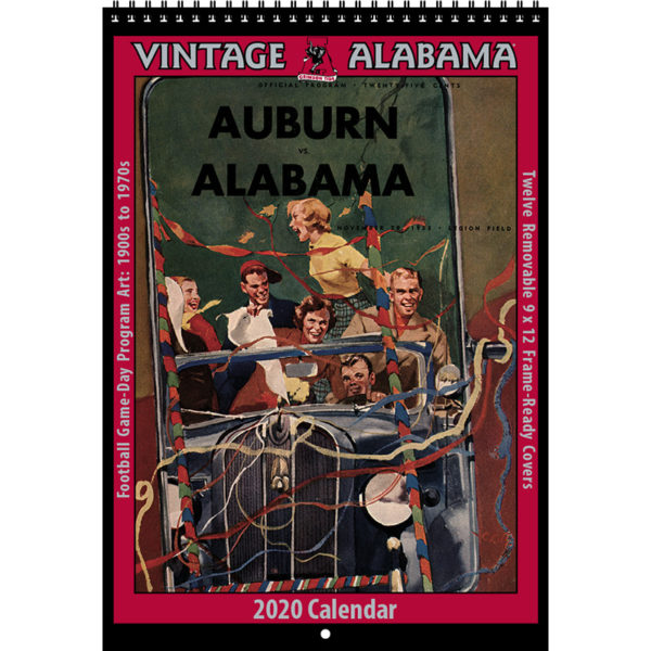Superb 2020 Vintage Alabama Crimson Tide Football Calendar Ibusinesslaw Wood Chair Design Ideas Ibusinesslaworg