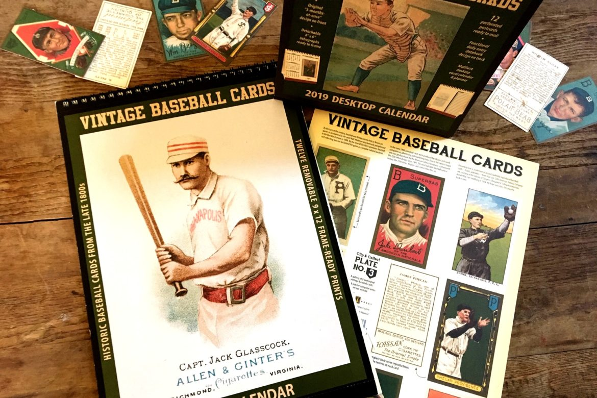 Today is National Baseball Card Day!