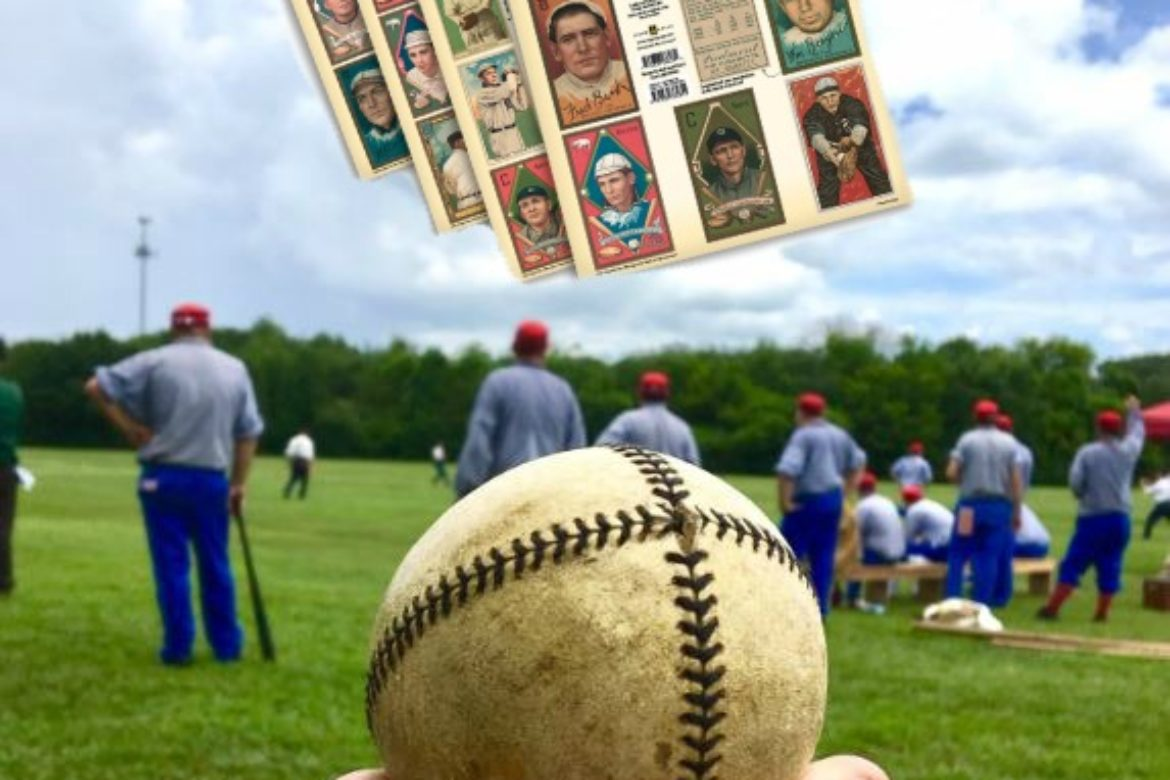 Field of Dreams: 32 NEW Vintage Baseball Cards!