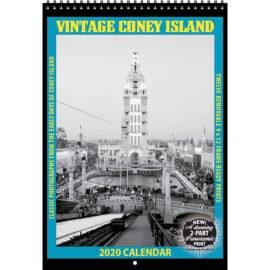 2020 Vintage Coney Island Calendar