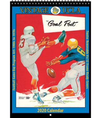 2020 Vintage UCLA Bruins Football Calendar
