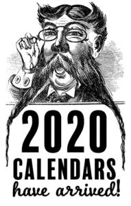 2020 Calendars Have Arrived!