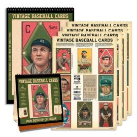 2020 Vintage Baseball Cards Combo Set