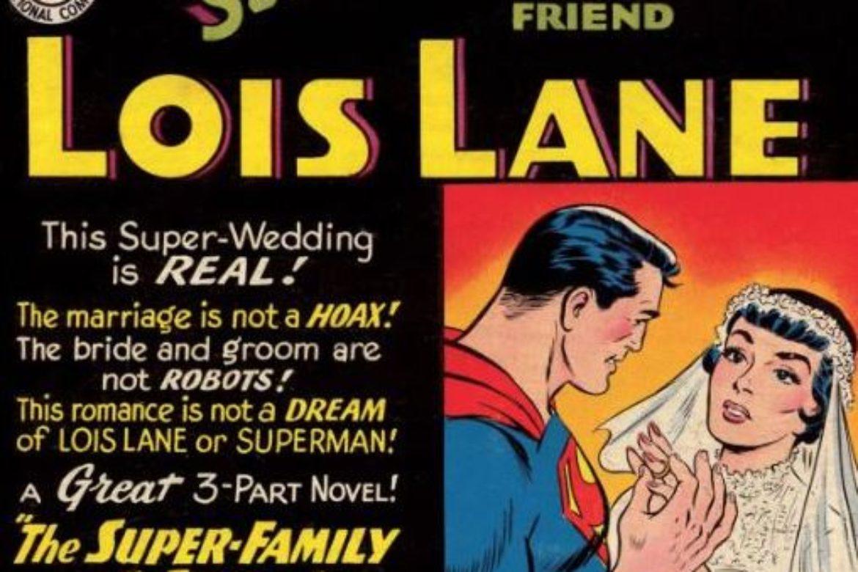 Superman & Lois Lane MARRIED?!!