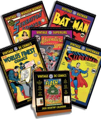 2020 Vintage DC Comics 6-Title Combo Set
