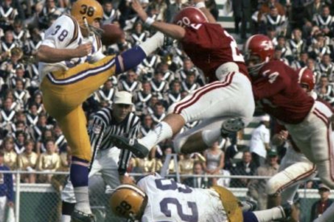 ANDY's Weekly College Football Contest: WIN A 2020 Vintage Calendar of your choice!  IT'S WEEK 10: Details inside…