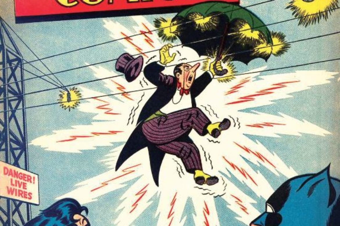 """The Penguin Stars in a """"SHOCKING"""" Crime Case!"""