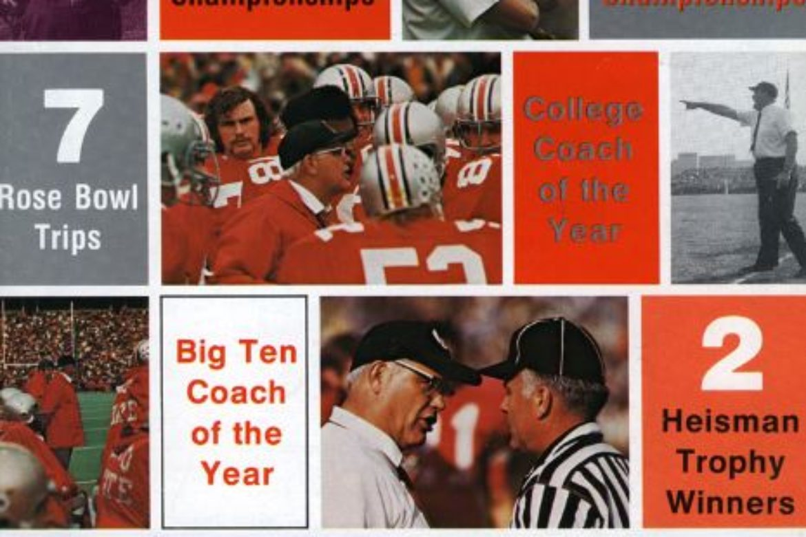 ANDY's Weekly College Football Contest: WIN A 2020 Vintage Calendar of your choice!  IT'S WEEK 12: Details inside…