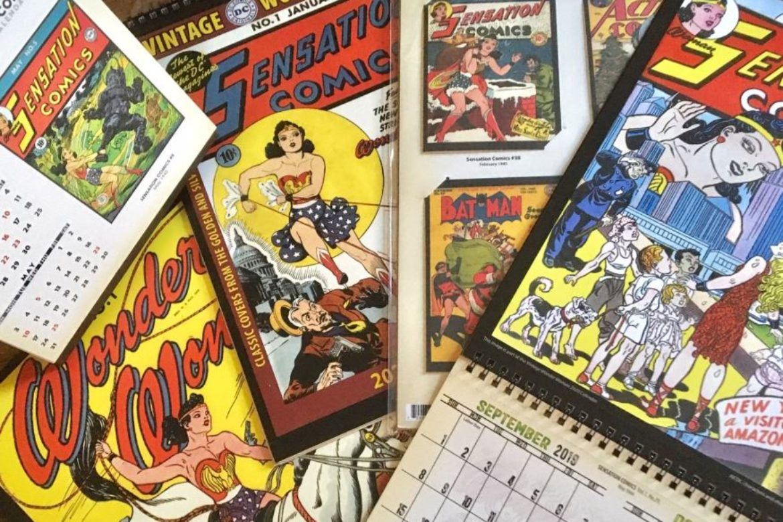 """Asgard Press Wonder Woman Products make Great Holiday Gifts!"" – The Holliday Girls"
